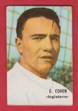 England George Cohen Fulham FH66